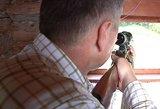 Nacionalinės medžioklės ypatumai: medžiotojai neprivalo bičiuliautis su miškų savininkais