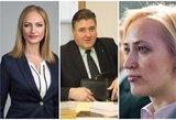 Prisiekė trys nauji Seimo nariai, perdėliotos komitetų sudėtys