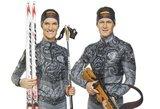 Sensacinga biatlonininkų apranga: olimpiadoje lietuviai atrodys tarsi riteriai