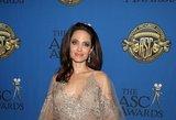 Tokios gražios pasaulis dar nematė: Angelina Jolie parodė tikrąjį veidą