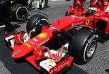 """""""Ferrari"""" ekipai – didžiausia piniginė išmoka už 2014 metus"""