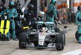 Niki Lauda: greitį techninio aptarnavimo juostoje reikia padidinti iki 150 km/val.