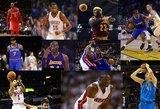"""""""Forbes"""" paskelbė daugiausiai uždirbančių NBA krepšininkų sąrašą"""