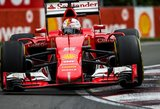 """Ferrari"" ruošiasi 900-ajam startui ""Formulėje-1"""