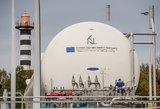 Energetikos ministras žada mažinti SGD terminalo išlaikymo naštą