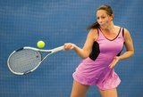 Čempione teniso turnyre tapusi lietuvė: rusės pamatę mūsų kortus neteko žado