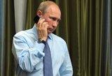 """Barackas Obama išsiuntė Kremliui """"karštąja linija"""" žinutę"""