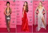 """""""Victoria's Secret"""" angelai gundė ir nulipusios nuo podiumo: parodė nuogiausius įvaizdžius"""