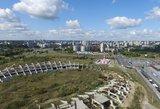 Imamasi sprendimų siekiant nugriauti Vilniaus Šeškinės stadiono griaučius
