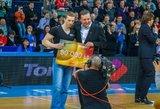 Per LKF taurės savaitgalį žiūrovas galės laimėti 15 tūkst. eurų