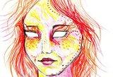 Neįtikima: piešiniai atskleidžia kaip žmogaus smegenis per 9 valandas paveikė LSD
