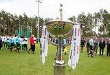 Dėl LFF taurės šiemet kausis 62 klubai