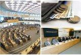 Kritika reformų buldozerį vairavusiam Seimui: daug iniciatyvų, mažai kokybės