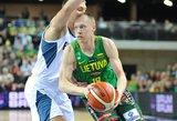 Jonas Kazlauskas atsisakė dviejų krepšininkų paslaugų