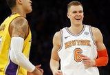 """Aiškūs visi NBA """"Visų žvaigždžių"""" rungtynių dalyviai - pateko ir latvis"""