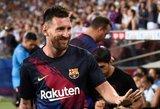 Valverde nesijaudina dėl Messi ateities: žmonės linkę neteisingai interpretuoti jo žodžius