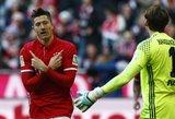 """Vokietijos taurė: """"Bayern"""" per pusvalandį pervažiavo """"Shalke 04"""""""