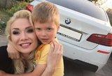 Natalijos Bunkės sūnaus pasakojimas privertė griebtis už galvos: išdavė paslaptis