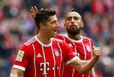"""Likę aštuntfinaliai: neprognozuojama pora, ryškūs favoritai ir """"Bayern"""" ekskursija"""