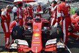 """Niki Lauda: """"Ferrari"""" variklis galia nenusileidžia """"Mercedes"""" motorui"""