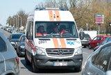 Maratonas Vilniuje neapsiėjo be aukų: medikai vardija priežastis