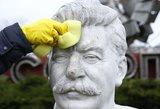 Pasiilgo Stalino: Rusijoje teigiamai tironą vertinančiųjų skaičius pasiekė rekordinius 70 proc.