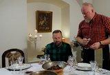 Ant V. Radzevičiaus ir M. Starkaus stalo – kastruotas gaidys: skonis nuostabus
