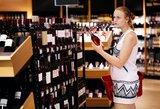 Pajamos iš alkoholio akcizų šiemet auga kukliau