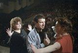Kašpirovskiui – daugiau nei 80: kaip vienas žmogus prikaustė prie ekranų milijonus
