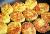 Bulviniai pyragėliai nespės atvėsti: kirsite ir ausys links