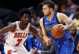 Lyg viesulas NBA siaubiantis Dončičius istoriškai lenkia net Jordaną