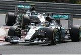 """""""Formulės 1"""" Belgijos etapo kvalifikacijoje triumfavo britas"""