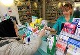 """Bręsta naujas draudimas: vaistų reklamai gali tekti tarti """"sudie"""""""