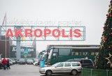 """Šiaulių """"Akropolio"""" darbuotojai kenčia: į tualetą norėdamas nenueisi"""