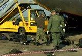 Rusijos tyrėjai dėl lainerio katastrofos kaltina pilotą