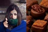 Valgykite šokoladą: kosulį išgydys greičiau nei vaistai