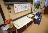 Mokytojų profsąjungos įniršis: skelbs 2 valandų streiką