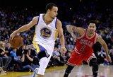 """Absoliutus NBA lygos lyderis svečiuose sutriuškino Sakramento """"Kings"""" krepšininkus"""