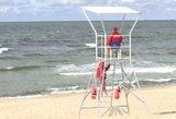 Mįslinga mirtis Smiltynėje sukėlė klausimų pareigūnams: jūra išmetė vyro kūną