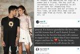 Po J.Bieberio ir S.Gomez skyrybų – dar vienas šokas pramogų pasaulio gerbėjams