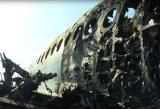 """""""Ten jau nebuvo ką gelbėti"""": lėktuvo keleiviai papasakojo apie mirtiną skrydį"""