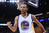 Istorija perrašyta: NBA čempionai sužaidė rezultatyviausią visų laikų kėlinį
