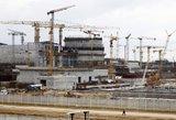 Astravo AE statybos pažeidė tarptautinius reikalavimus