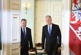 Pristatytoje naujoje Vyriausybėje – trys nauji ministrai