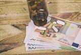 Valdžiai užsimojus mažinti kainas farmacininkai purto galvas: reakcija bus priešinga?
