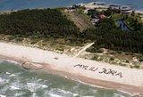 Klaipėdos gyventojai į paplūdimį – tik su bilietu?