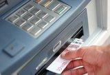 """Sulaikyti netikromis banko kortelėmis Vilniaus """"Akropolyje"""" norėję pasinaudoti rusai"""