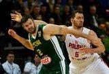 Atranka į pasaulio krepšinio čempionatą pritraukė triskart daugiau TV žiūrovų nei šalies klubų čempionatas