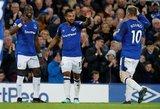 """Puikus """"Everton"""" įvartis atnešė pergalę """"Premier"""" lygoje"""