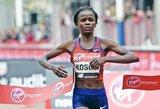 Žvėriškas greitis: pagerintas 16 metų gyvavęs moterų maratono rekordas
